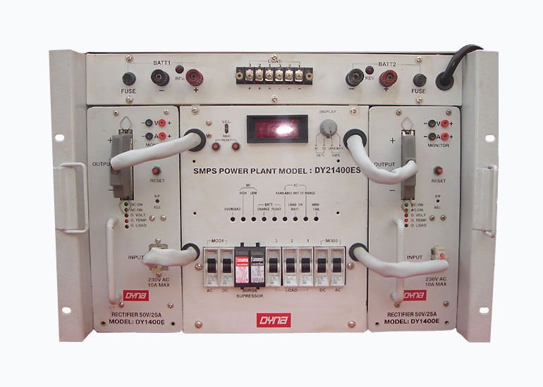 Manufacturer Of Fcbc Smps Power Plant 24v Series Smps